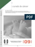 El niño curado de cáncer - PRONAP 2009