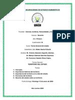 TRABAJO EXPOSITIVO DE TEORIA GENERAL DEL ESTADO