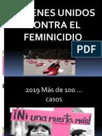 JOVENES UNIDOS CONTRA EL FEMINICIDIO.pptx
