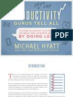 Free to Focus - Productivity Gurus Tell All.pdf