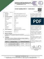 TRANZABILIDAD TERMOMETRO ANALOGICO T-2553-2019 (IT-136)