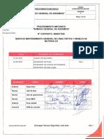 SCHW-DGM-PRO-SSO-007 ARMADO GENERAL DE ANDAMIOS rev-1