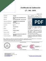 TRANZABILIDAD TERMOMETRO INFRARROJO LT-146-2019 - IT-191