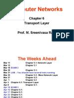 computer networks- Transport