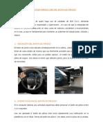INSTRUCTIVO PARA EL USO DEL BOTON DE PÁNICO