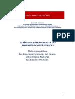7. REGIMEN PATRIMONIAL (70 h). gestión