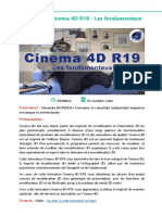 Alphorm-Fiche-Formation-Cinema-4D-R19-Les-fondamentaux