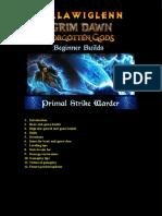 Primal Strike Warder