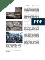 Terremoto y tsunami 2010