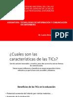 Caraterísticas de Las TICs