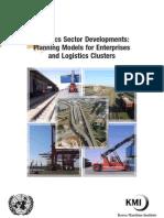 KOREAN MARITIME Institute, UNESCAP, Logistics Sector Developments Planning Models for Enterprises and Logistics Clusters, UN Publication, 2008, 147 p.