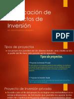 Clasificación de Proyectos de Inversión.ppt