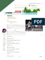 Fogueira - Jorge e Mateus - Cifra Club