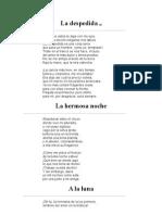 Goethe, Johann Wolfgang - Poesía (algunas poesías)