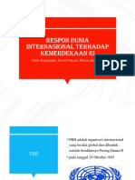 RESPON DUNIA INTERNASIONAL TERHADAP KEMERDEKAAN RI.pptx