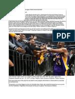 Kobe the Lord of Basketball