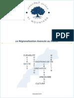 al_mountada_publication_regionalisation_avancee_maroc