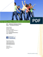 YEP - SWER Par Tic Pant Recruitment Binder w Student Registration_nov 17