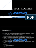 Boeing Logistics System