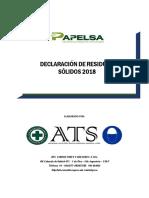 PMRS 2019 - papelsa