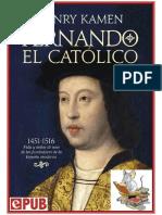Henry Kamen - Fernando el Católico.pdf