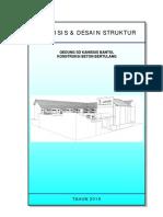 Laporan Perhitungan Struktur SD Kanisius Bantul