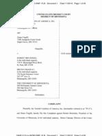 Turkish Coalition of America Lawsuit