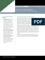 Datasheet BigFix POS Device Support