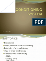 Air Conditioning Systems.