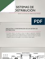 CLASE 1 SISTEMAS DE DISTRIBUCIÓN