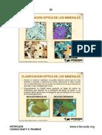 MAnalisis Mineralogicos PARTE II