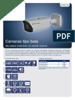 1.13 CAMARA IP TIPO BALA CON IR  DE 4.1-16.4mm DIA NOCHE POE