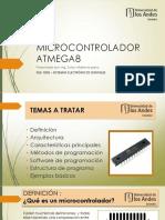 Sesión 18 - Microcontroladores