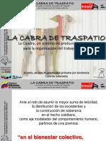 LA CUADRA Y LA CABRA DE TRASPATIO PSUV