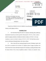 TollFreeDeals Civil Complaint