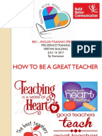 TEACHING WITH HEART 2017