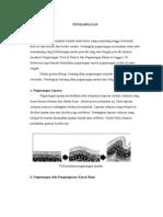 Laporan Fieldtrip Geomorfologi Karang Bolong