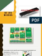 RECURSOS ESPECIALES DE LOS MICROs