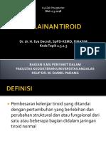 2.3.1.3 Kelainan Tiroid .pptx