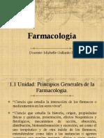 Clase Farmacología