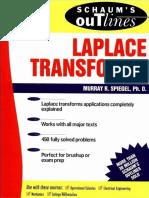 Laplace Transformations