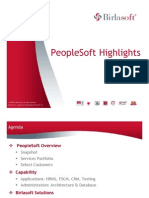 Birlasoft People Soft Campaign