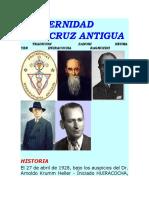 FRATERNIDAD ROSACRUZ ANTIGUA
