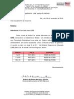 CI Nº 61 PEDAGOGICO URE-SEDUC