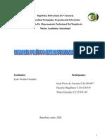 Regiones Político-Administrativas de Venezuela