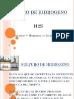 H2S pres