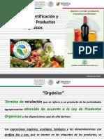 Regulacion Certificación Orgánicos