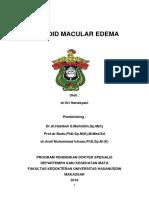 SARI PUSTAKA CYSTOID MACULAR EDEMA.word.docx