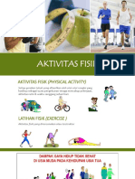 AKTIVITAS FISIK