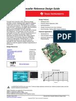 TI_Acoustic Echo Canceller Design